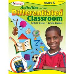 Activities For The Differentiated Classroom Gr 3 By Corwin