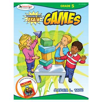 Engage The Brain Games Gr 5 By Corwin