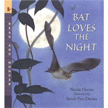 Bat Loves The Night By Candlewick