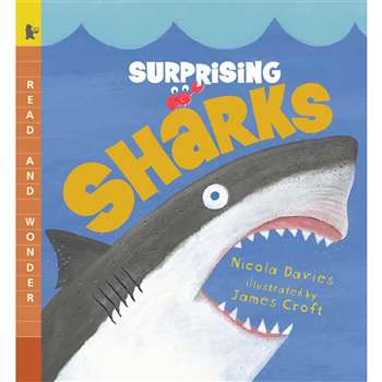 Surprising Sharks By Candlewick