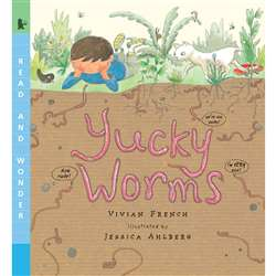 Yucky Worms By Candlewick