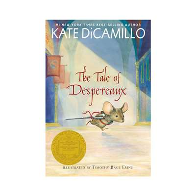 The Tale Of Despereaux, CP-9780763680893