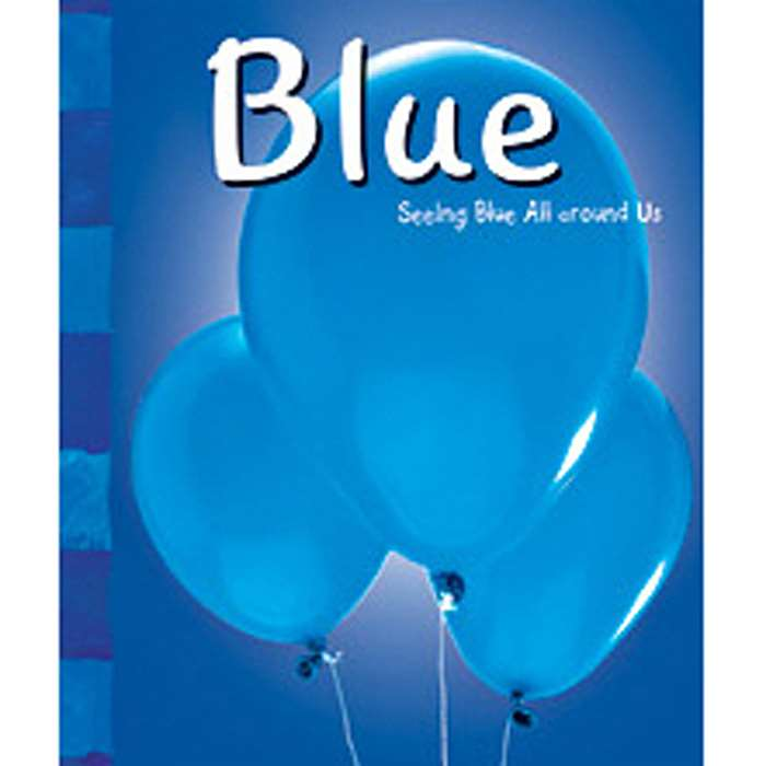 Blue Color Series By Coughlan Publishing Capstone Publishing