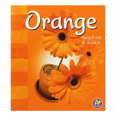 Orange Color Series By Coughlan Publishing Capstone Publishing