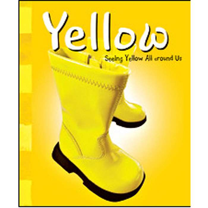Yellow Color Series By Coughlan Publishing Capstone Publishing
