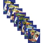 Helpers In Our Community Book Set Of 8 By Coughlan Publishing Capstone Publishing