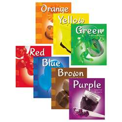 Colors Books Set Of All 10 By Coughlan Publishing Capstone Publishing