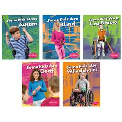 Understanding Differences Books Set Of 5, CPB9781429620987