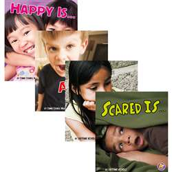 Know Your Emotions Set Of All 4 By Coughlan Publishing Capstone Publishing