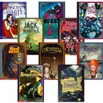 Graphic Spin Fairy Tales Books Set Of All 10 By Coughlan Publishing Capstone Publishing