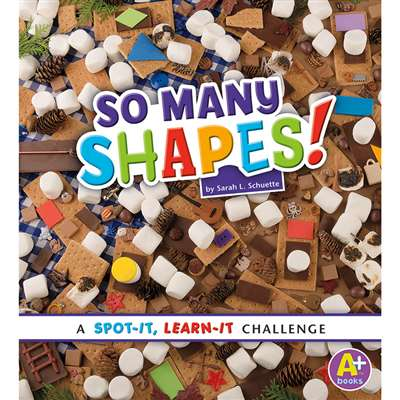 So Many Shapes, CPB9781476551005