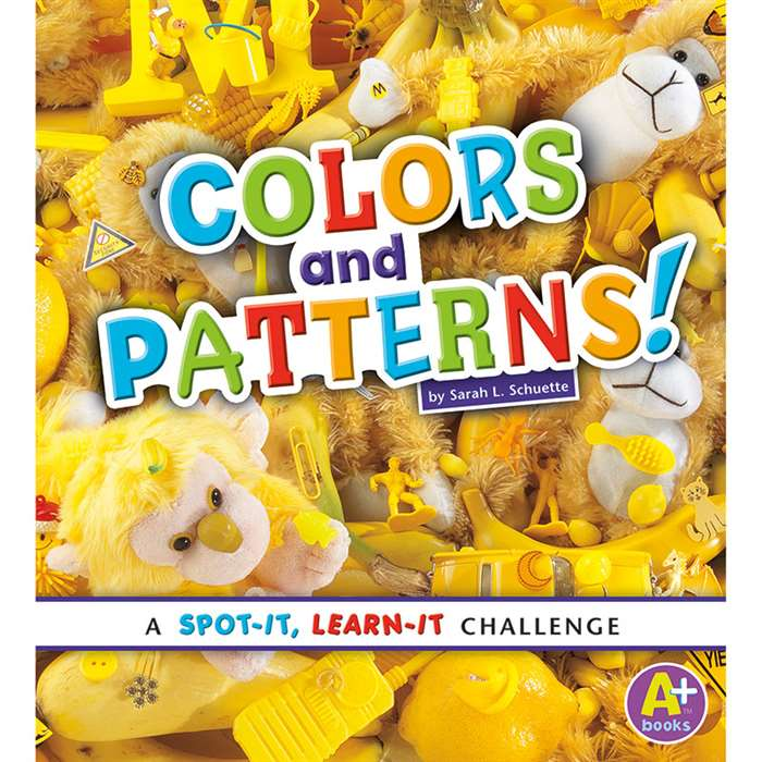 Colors And Patterns, CPB9781476551012