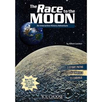 The Race To The Moon, CPB9781476552163