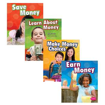 Money And You Book Set Set Of All 4, CPB9781491425701