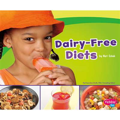 Dairy Free Diets, CPB9781491465837