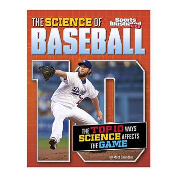 The Science Of Baseball, CPB9781491485989