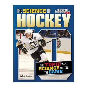 The Science Of Hockey, CPB9781491486016
