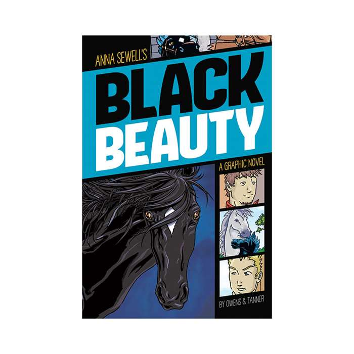 Black Beauty Graphic Novel, CPB9781496500236