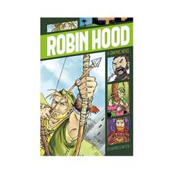 Robin Hood Graphic Novel, CPB9781496500267