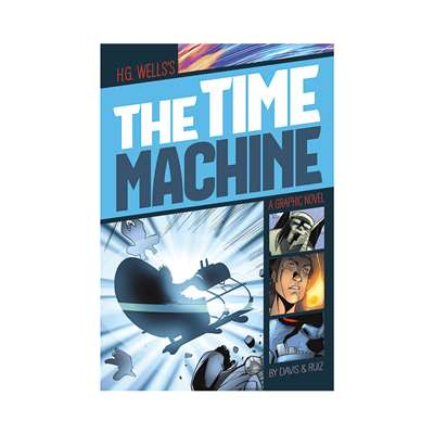 The Time Machine Graphic Novel, CPB9781496500304