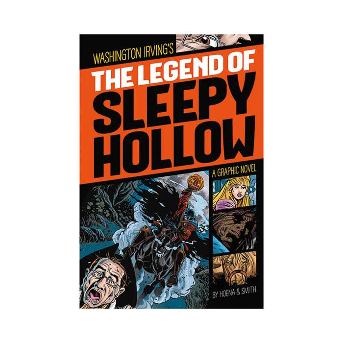 The Legend Of Sleepy Hollow Graphic Novel, CPB9781496500311
