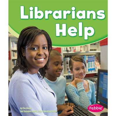 Librarians Help, CPB9781620658475