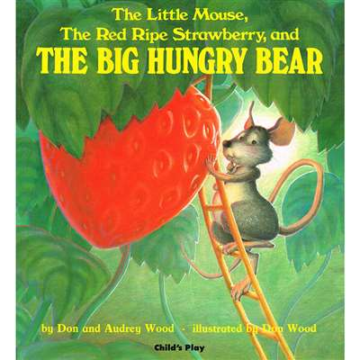 The Big Hungry Bear Big Book By Childs Play Books