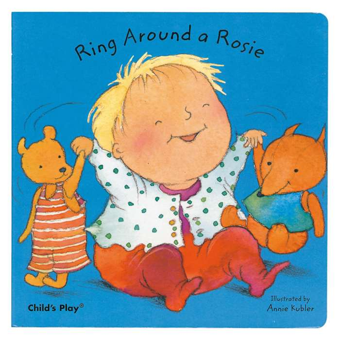 Ring Around A Rosie Board Book, CPY9780859535786