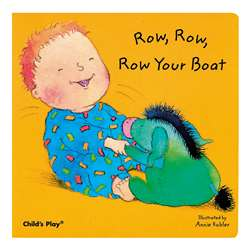 Shop Row Row Row Your Boat Board Book - Cpy9780859536585 By Childs Play Books