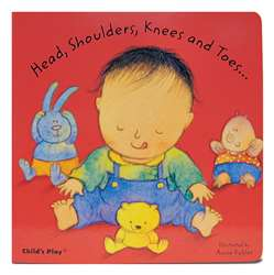 Head Shoulders Knees And Toes Board Book, CPY9780859537285