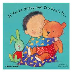 Shop If Youre Happy And You Know It Board Book - Cpy9780859538466 By Childs Play Books