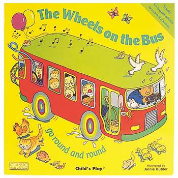 The Wheels On The Bus Big Book, CPY9780859538954