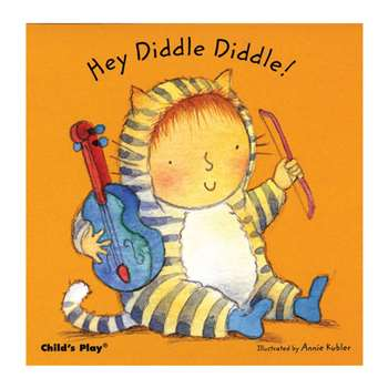 Shop Hey Diddle Diddle Board Book - Cpy9781846431210 By Childs Play Books