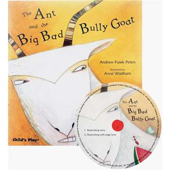 The Ant And The Big Bad Bully Goat Traditional Tale With A Twist By Childs Play Books