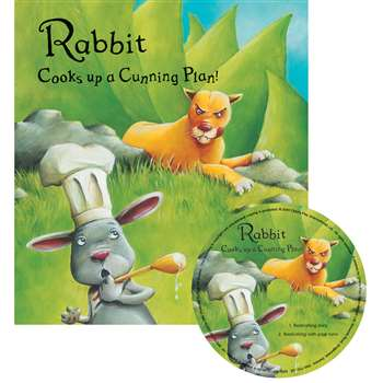 Rabbit Cooks Up A Cunning Plan Traditional Tale With A Twist By Childs Play Books