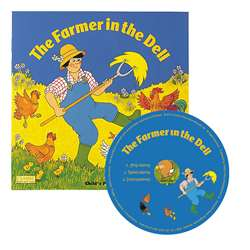 "The Farmer "" The Dell Classic Books With Holes Pl, CPY9781846436246"