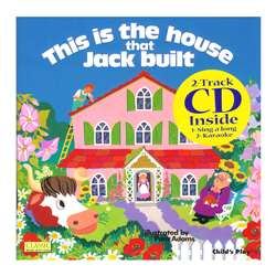 House That Jack Built 8X8 Book With Cd By Childs Play Books