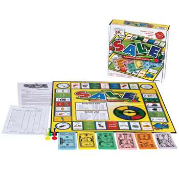 Shop Sale Game - Cre4532 By Wiebe Carlson Associates