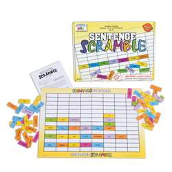 Sentence Scramble By Wiebe Carlson Associates