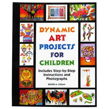 Dynamic Art Projects For Children By Crystal Productions