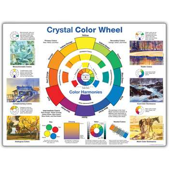 Crystal Color Wheel By Crystal Productions