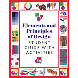 Elements And Principles Of Designs Students Guides Single Copy By Crystal Productions