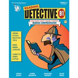 Reading Detective Book B Gr 7-9, CTB1509
