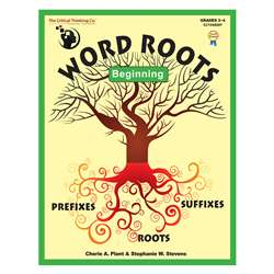 Word Roots Beginning, CTB3709