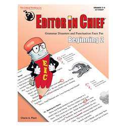 "Editor "" Chief Beginning 2, CTB9709"