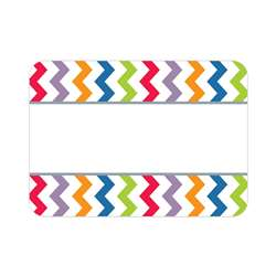 Chevron Name Tag By Creative Teaching Press