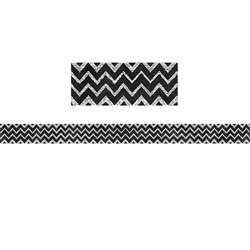 Chalk It Up Chevron Border, CTP0234