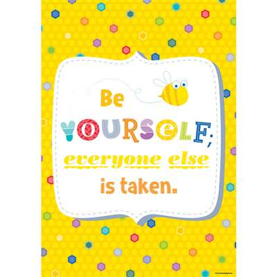 Be Yourself Everone Else Inspire U Poster, CTP0314