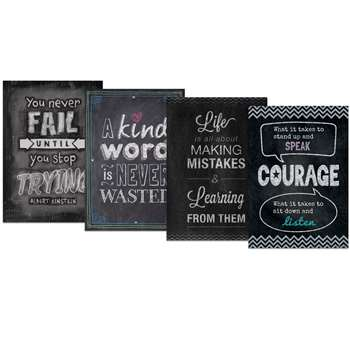 Inspire U Chalk It Up Pack 4, CTP0564