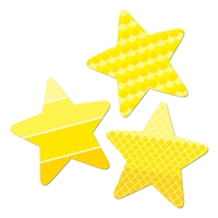 "Stars 10"" Designer Cut Outs Paint, CTP0655"